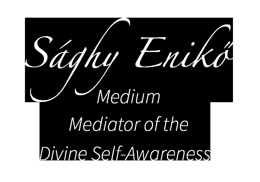 Sághy Enikő Médium, Teremtő Önismeret Közvetítő